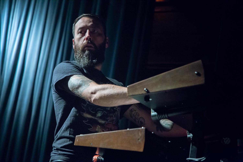 Carpenter Brut, photo by Johnny Perilla