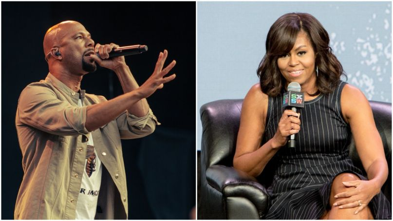 common michelle obama the day women took over colbert