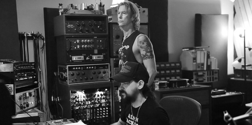 Duff McKagan with Shooter Jennings