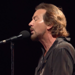 Watch Eddie Vedder pay tribute to Chris Cornell at Global Citizen: Mandela 100