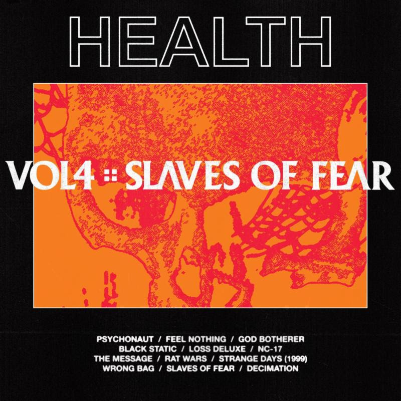 Health Vol 4 Slaves of Fear Album Cover Artwork