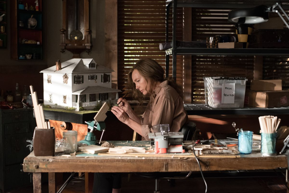 hereditary minatures Performance of the Year: Toni Collette Brought Our Deepest Family Fears To Nightmarish Life