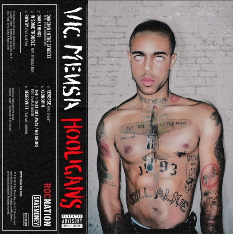 hooligans vic mensa stream Vic Mensa drops new Hooligans EP: Stream