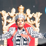 Janelle Monáe, photo by Amy Price