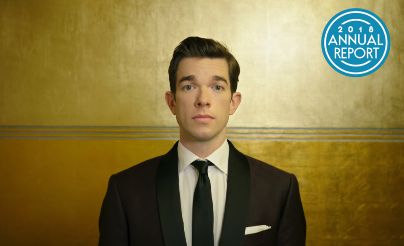 Comedian of the Year: John Mulaney Stayed Sharp in Uneven Times