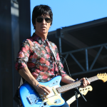 Johnny Marr This Charming Man Live London EartH Bumblebee Heather Kaplan