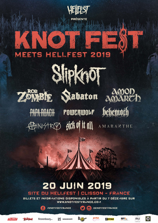 Knotfest Meets Hellfest