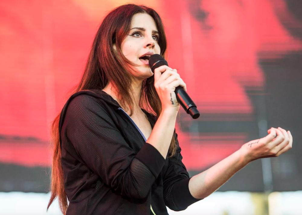Lana Del Rey says new album Norman Fucking Rockwell is