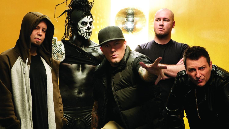 novo cd do limp bizkit gold cobra