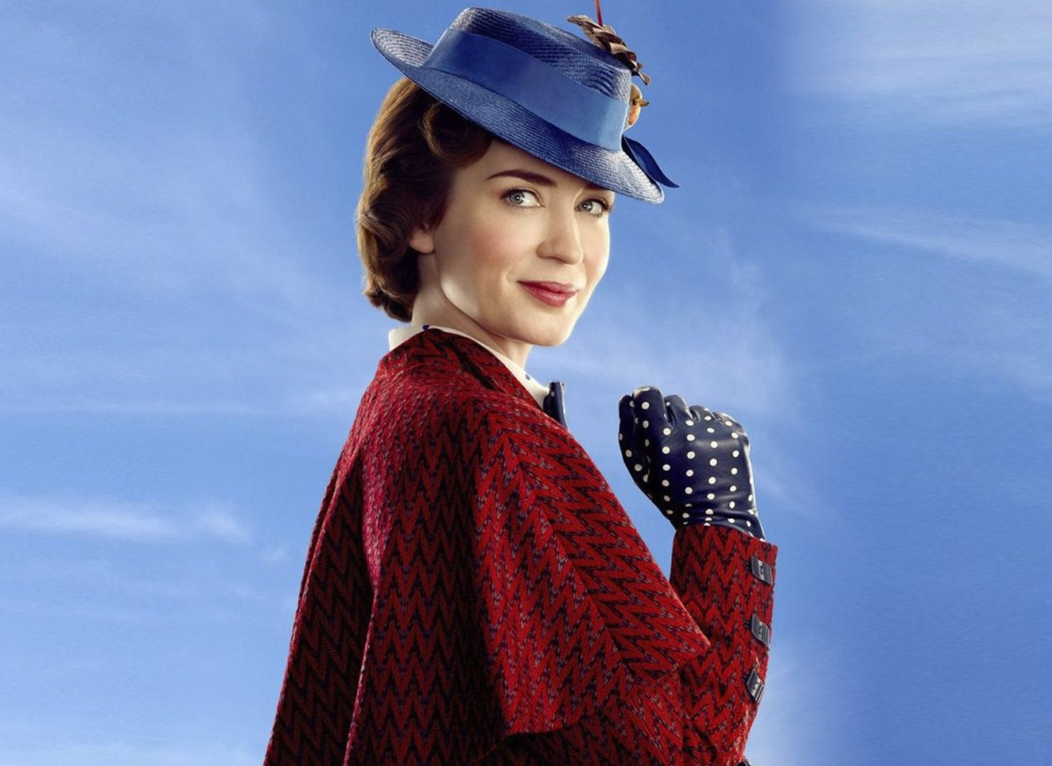 Mary Poppins Returns disney Emily Blunt mary poppins
