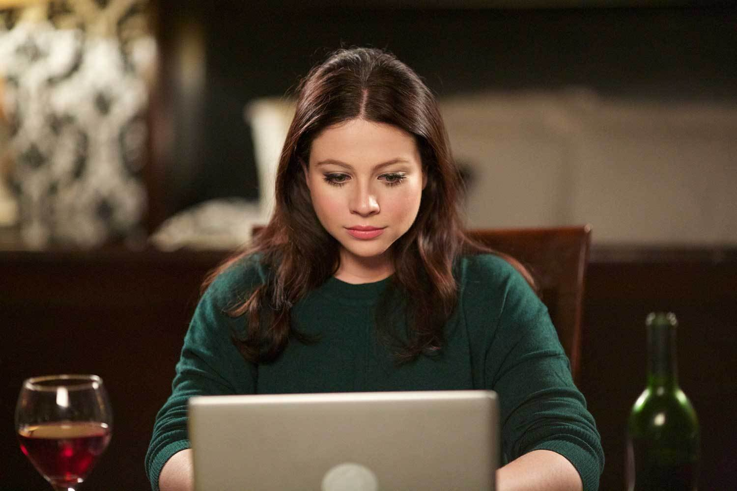 Michelle Trachtenberg in The Christmas Gift