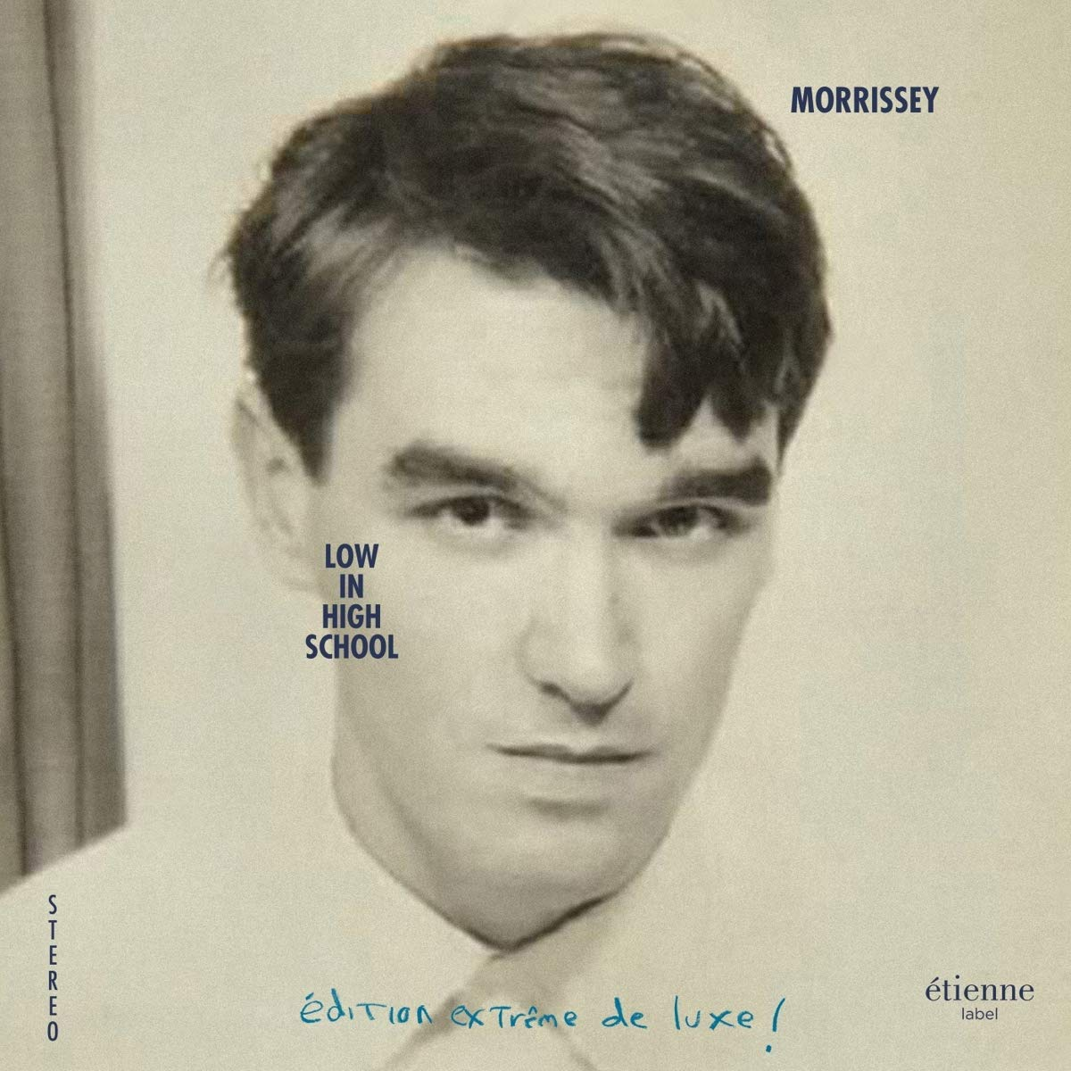 morrissey low in high school deluxe edition