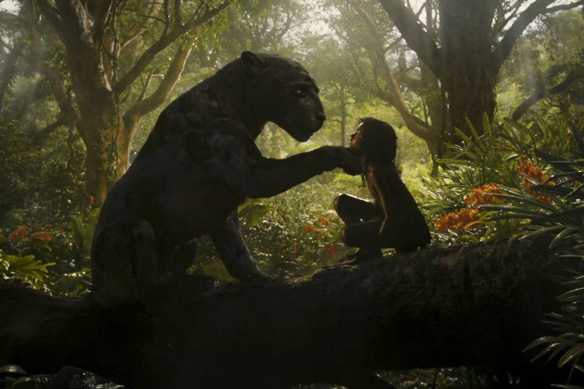 Mowgli: Legend of the Jungle (Netflix)