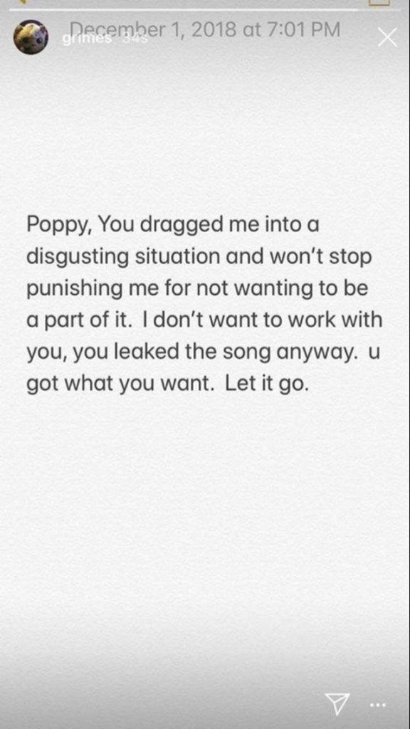 Grimes Poppy IG