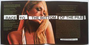 paris hilton cd 7 Banksys spoofing of Paris Hiltons debut album