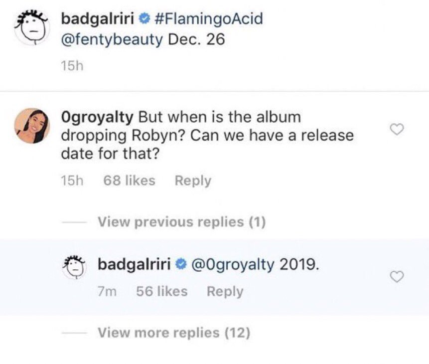 rihanna new album