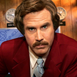 ron burgundy will ferrell podcast