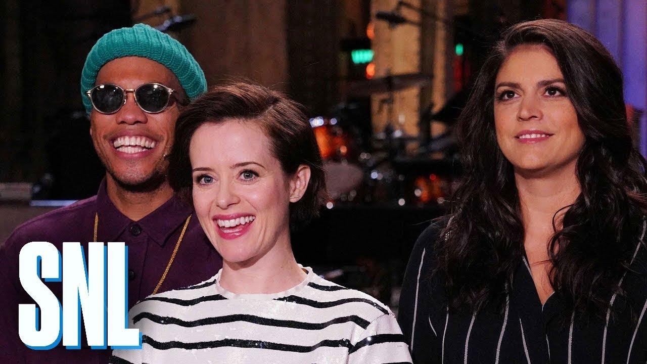 Saturday Night Live - Claire Foye