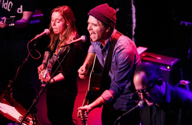 Watch video of Scott Hutchison tribute concert