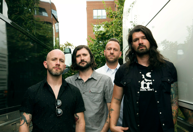 "Stream Taking Back Sunday ""All Ready to Go"" song"