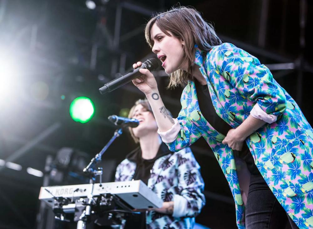 Tegan and Sara announce memoir High School