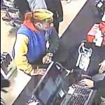 Tekashi 6ix9ine at scene of armed robbery