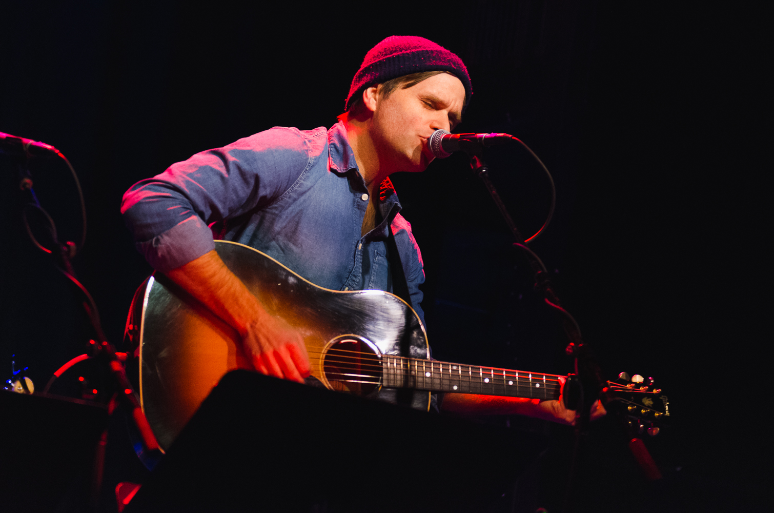 Tiny Changes- A Celebration of the Songs of Scott Hutchison Ben Kaye Ben Gibbard-1