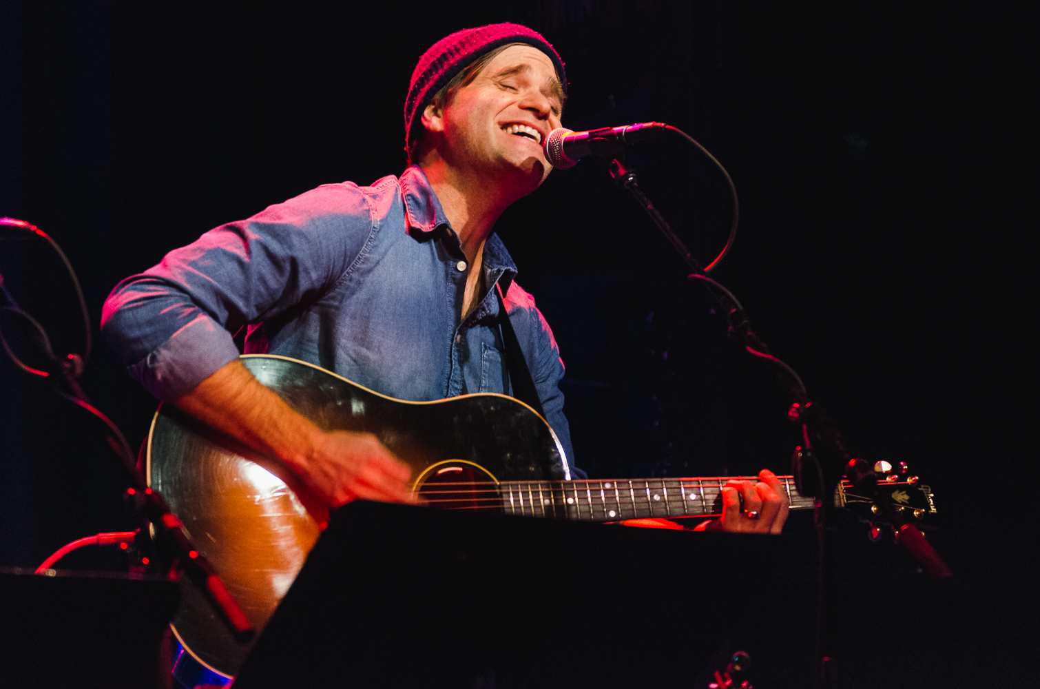 Tiny Changes- A Celebration of the Songs of Scott Hutchison Ben Kaye Ben Gibbard-2