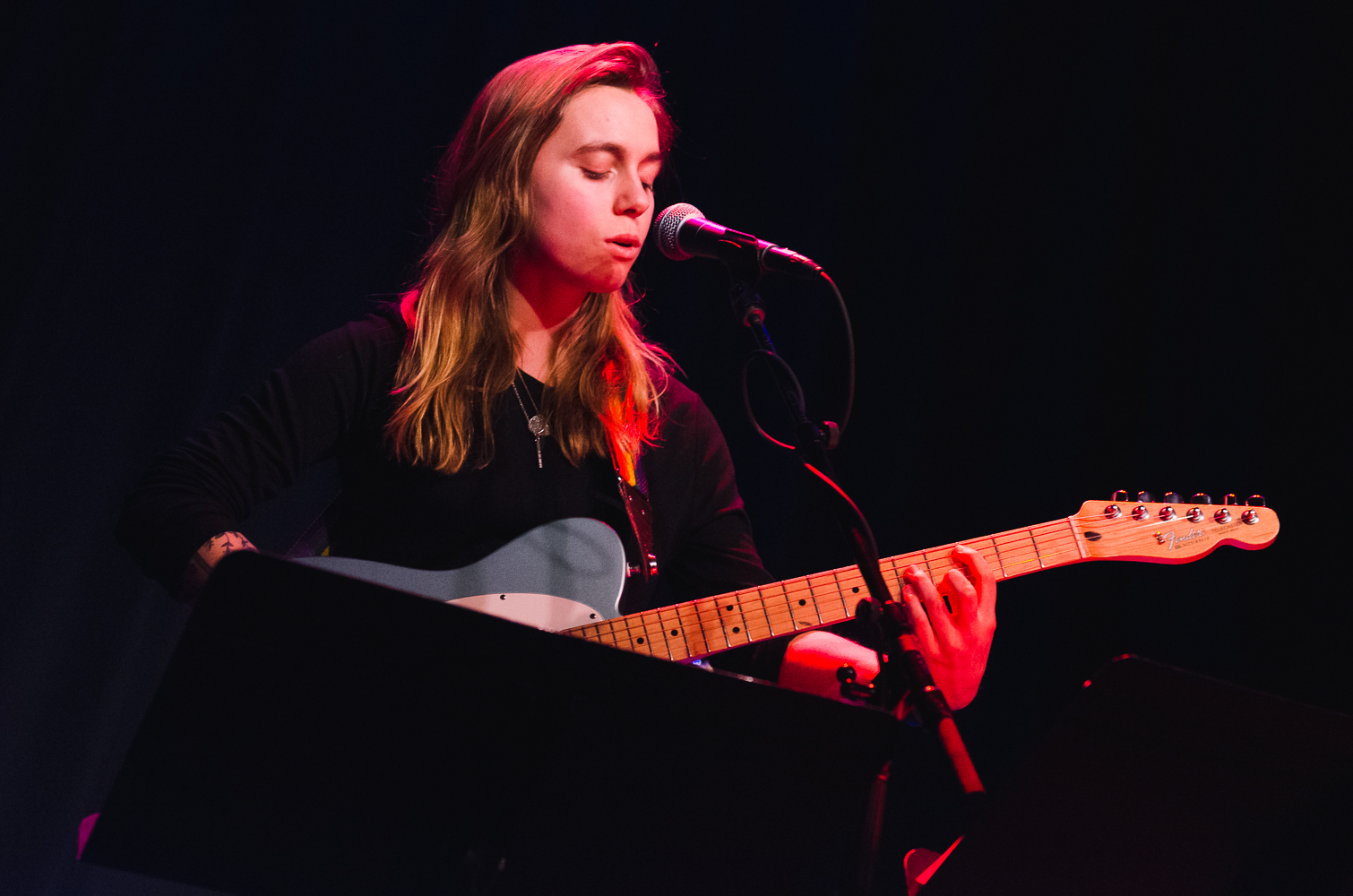 Tiny Changes- A Celebration of the Songs of Scott Hutchison Ben Kaye Julien Baker-2