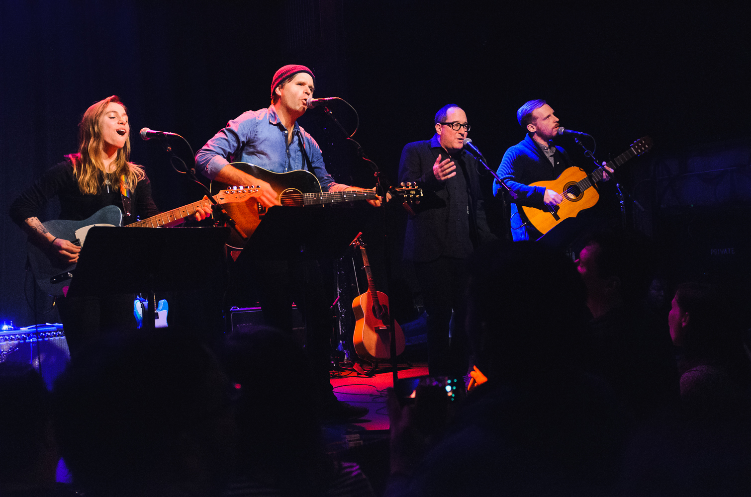 Tiny Changes- A Celebration of the Songs of Scott Hutchison Ben Kaye Julien Baker Ben Gibbard Craig Finn Kevin Devine-3