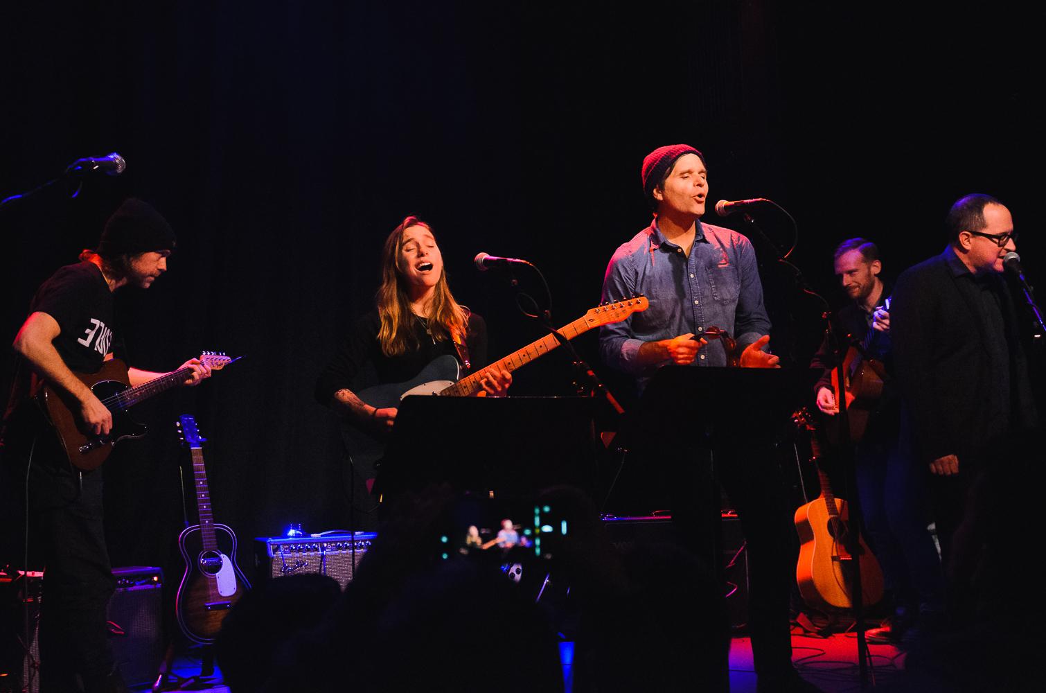 Tiny Changes- A Celebration of the Songs of Scott Hutchison Ben Kaye Julien Baker Ben Gibbard Craig Finn Kevin Devine Aaron Dessner