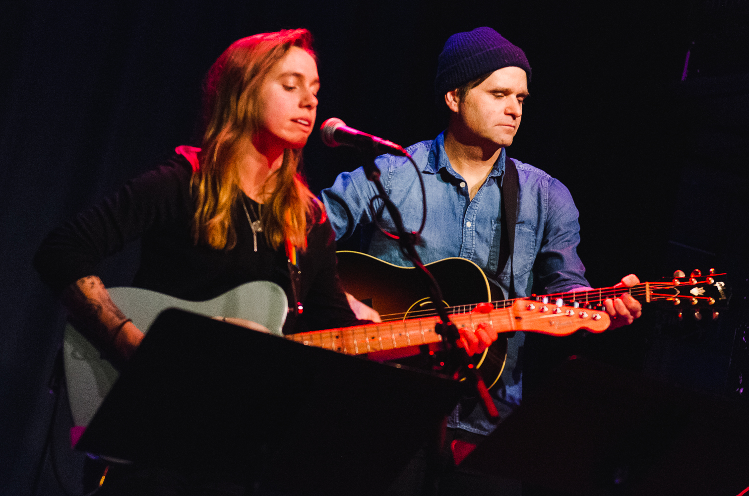 Tiny Changes- A Celebration of the Songs of Scott Hutchison Ben Kaye Julien Baker Ben Gibbard