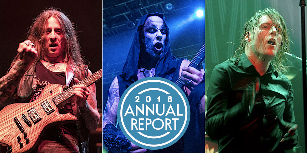 top 25 metal hard rock albums of 2018 staff lists consequence of sound. Black Bedroom Furniture Sets. Home Design Ideas