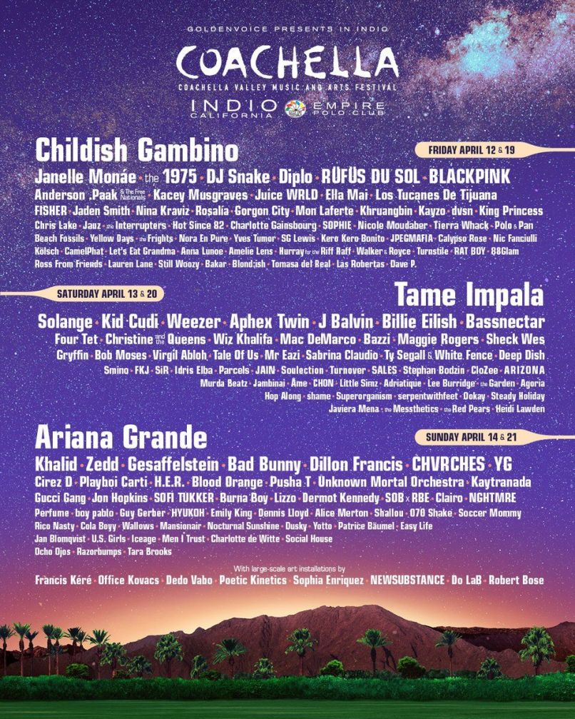 coachella 2019 live stream both weekends youtube