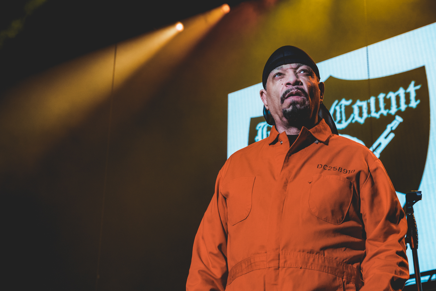 Image result for Ice-T on stage