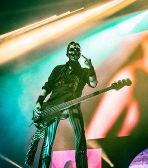 Rob Zombie bassist Piggy D