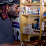 video Blood Orange's Tiny Desk Concert performance