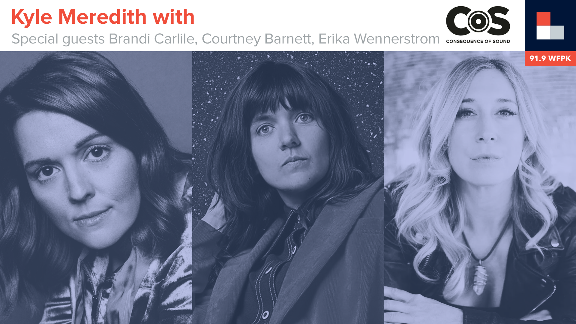 Brandi Carlile, Courtney Barnett, and Erika Wennerstrom on the Past, the Present, and the T-Shirts