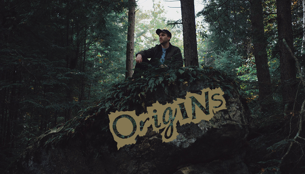 "Cape Francis ""Button Up"" song premiere Origins"
