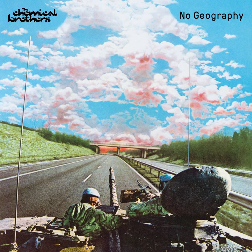 The Chemical Brothers, No Geography, Astralwerks