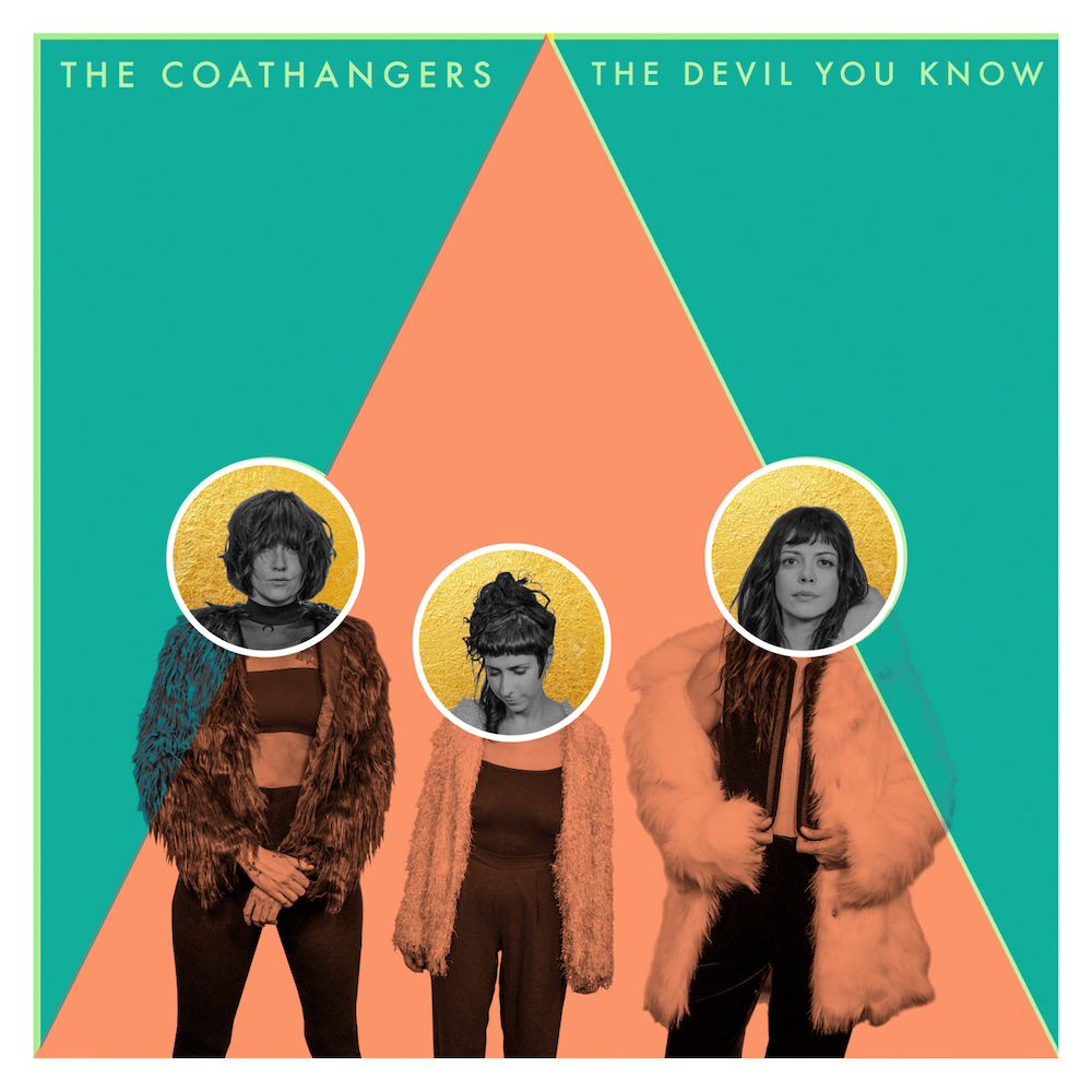 The Devil You Know Album cover
