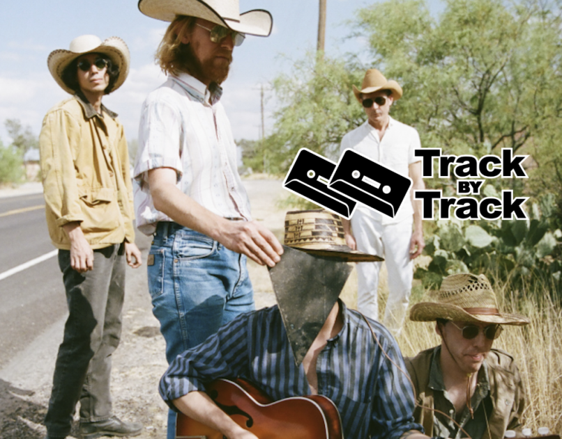 Deerhunter, Track by Track