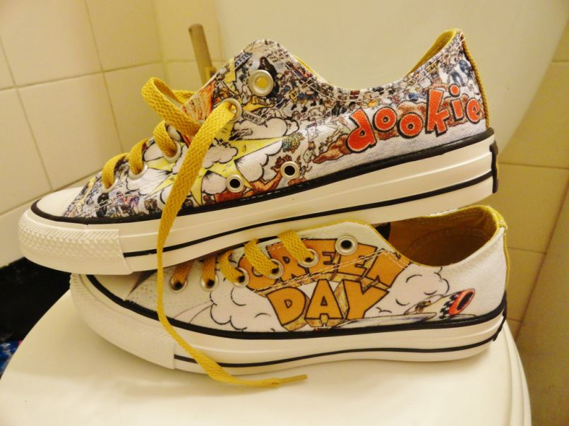 Converse Dookie Kicks