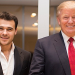 Emin Agalarov and Donald Trump
