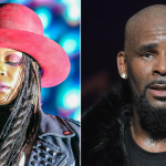 Erykah Badu and R Kelly