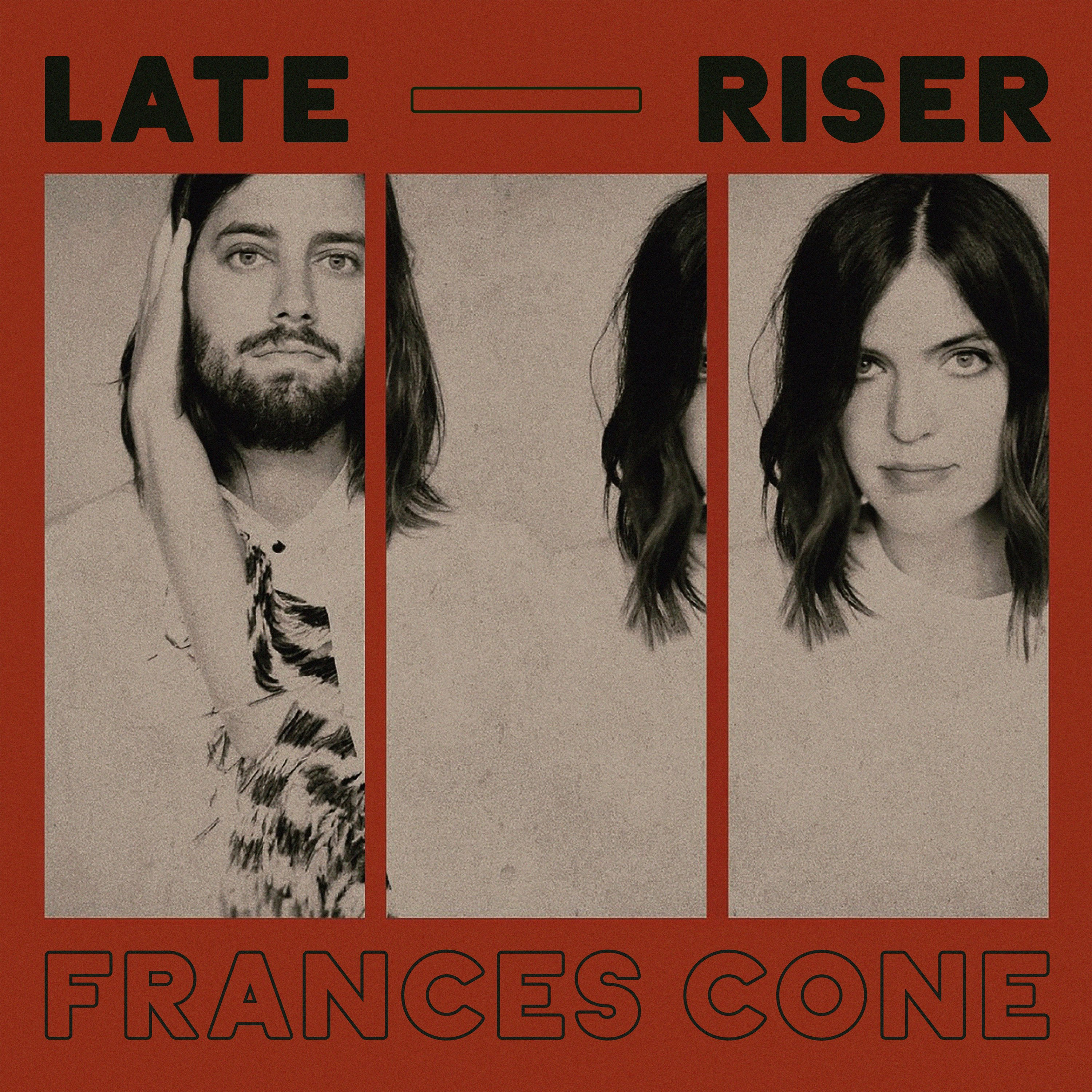 frances cone late riser album cover artwork track by track