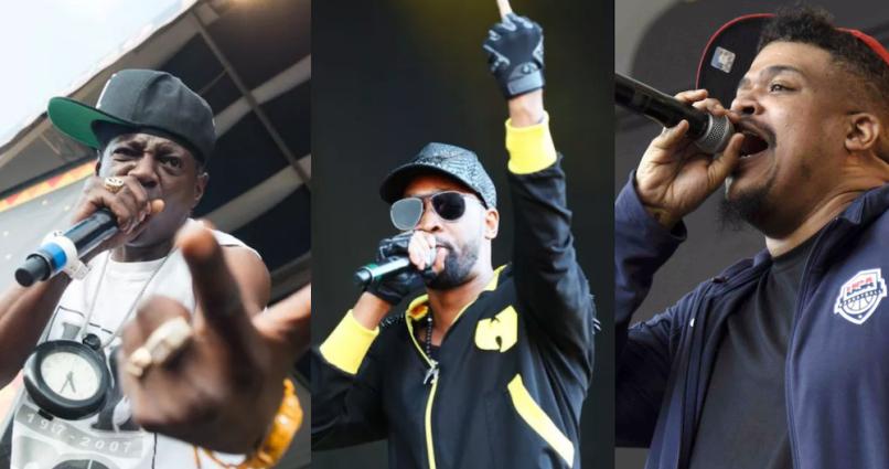 Wu-Tang Clan, Public Enemy, and De La Soul announce epic