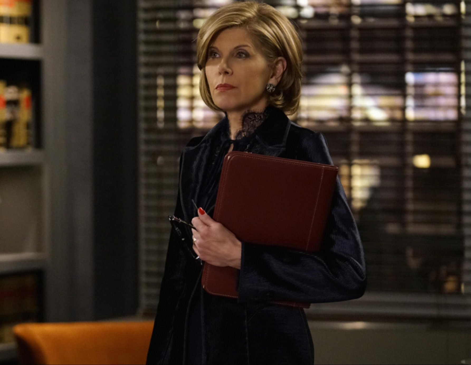 the good fight christine baranski cbs all access series