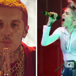 "Grimes ""Nihilist Blues"" Bring Me the Horizon new song release collaboration"