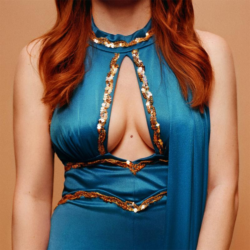 jenny lewis on the line artwork